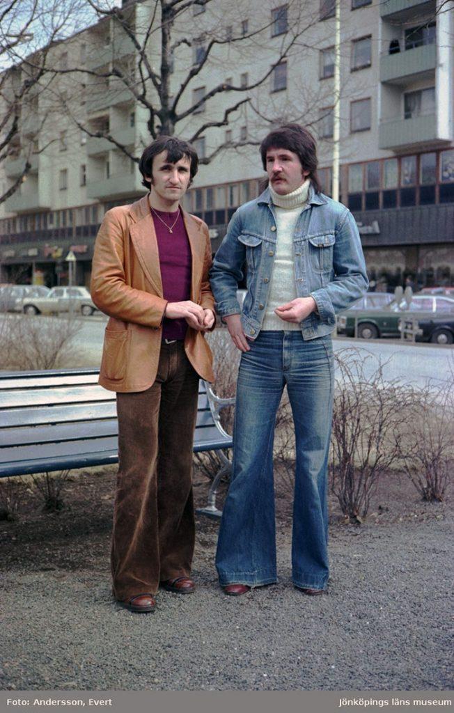 Huskvarna på 70-talet