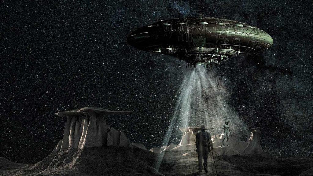 Historien om Area 51