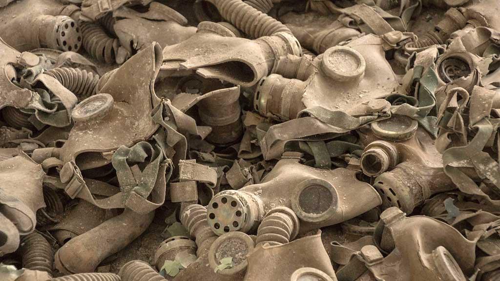 När en bild säger mer än tusen ord - Tjernobyl
