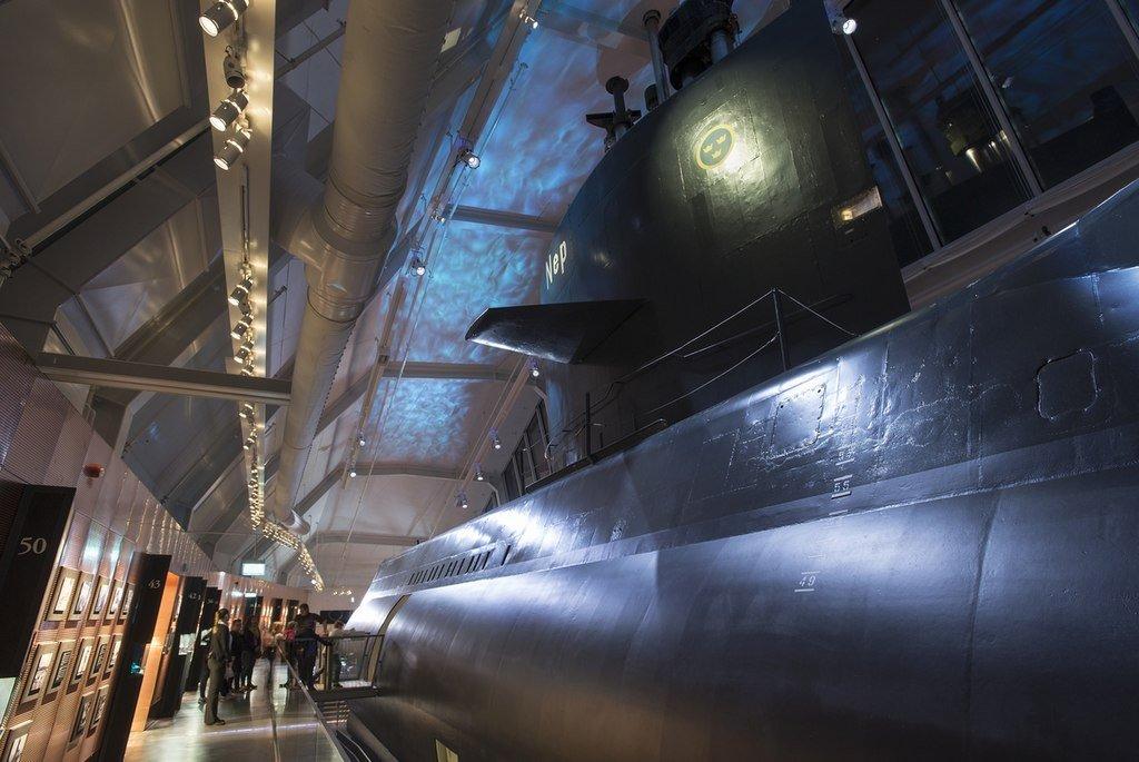 Ubåten Neptun