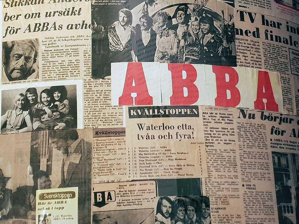 ABBA återförenas